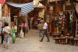 Vida quotidiana al Marroc.