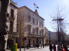 L'Ajuntament de Mataró.