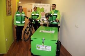 De moment es preveu donar servei en la ciutat de Lleida i més endavant també en els municipis de la rodalia