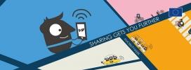 Cartell de la Setmana Europea  de la Mobilitat Sostenible