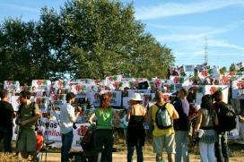 Jornada reivindicativa per aturar Eurovegas a El Prat de Llobregat