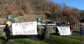 Mobilitzacions per la defensa de les planes agrícoles i fluvials del Ripollès