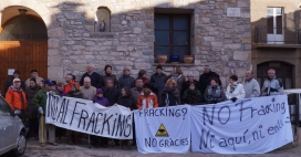 Riudaurajunts contra el fracking