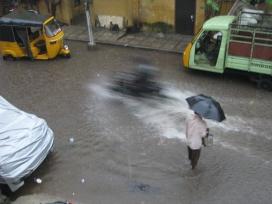 El monsó és una variació en el sistema de vents que provoca fortes pluges.