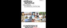 La iniciativa Nansen busca dotar de protecció  legal les persones refugiades per causes climàtiques