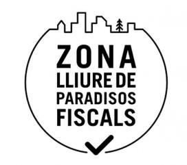 Més d'una vintena de municipis de tot Catalunya ja s'han declarat 'Zona lliure de paradisos fiscals'.