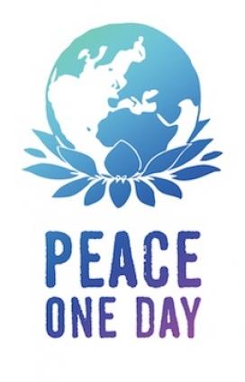 Logo de Peace One Day.