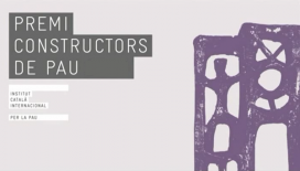 Cartell del Premi Constructors de Pau.