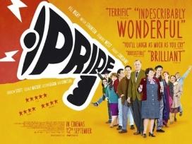 Pride, sobre els drets del col·lectiu LGTBI.