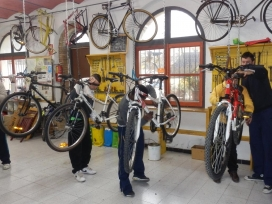 Biciclot promou diverses activitats al voltant de la bicicleta des de fa 30 anys