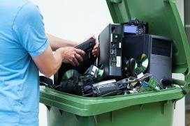 El reciclatge és una de les claus d'aquest model econòmic