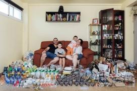 La família amb infants protagonista d'un dels capítols