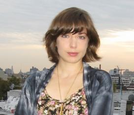 Sarah Glidden, autora del còmic.