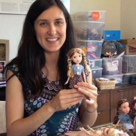 Sonia Singh en una captura de pantalla d'un vídeo.