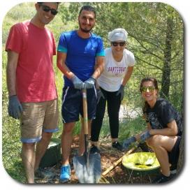 L'entitat du a terme accions de sensibilització i formació al voltant dels boscos
