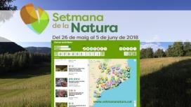 Es pot celebrar la Setmana de la Natura participant en alguna de les més de 300 activitats per la natura