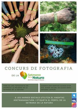 Totes les persones participants reben la pulsera #setmananatura per simbolitzar el seu compromís. Es poden compartir fotografies a les xarxes socials i participar en un concurs.