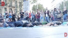 Campanya d'Stop Mare Mortum per denunciar la passivitat de la Unió Europea