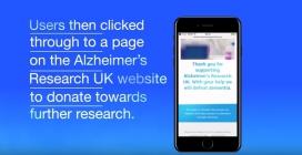 Imatge del vídeo de la campanya.