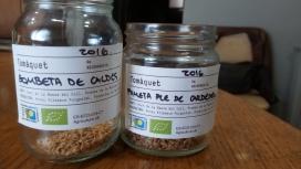 Tornaterra promou la recuperació de varietats en desús