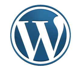 Logotip de Wordpress.