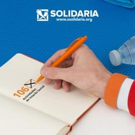 Difusió de la X Solidària