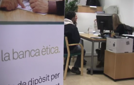 Oficina de Triodos Bank a Barcelona