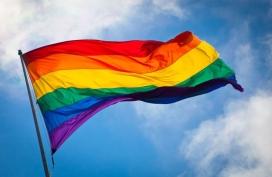 La bandera LGBT. Font: #LeyIgualdadLGTBI