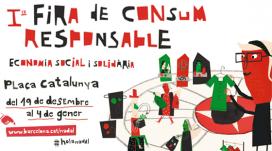 Cartell de la 1a Fira de Consum Responsable