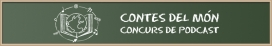 Logotip de l'iniciativa Contes del Món