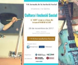 VII Jornada de la Inclusió Social a Vilanova i la Geltrú