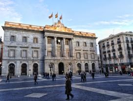 L'Ajuntament de Barcelona. Font: Ajuntament de Barcelona
