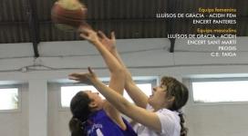 Torneig de Bàsquet Adaptat a Lluïsos de Gràcia