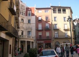 Berga, municipi d'acollida. Font: Wikimedia