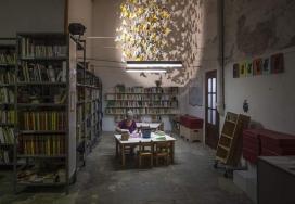 Biblioteca de Can Batlló / Foto: Can Batlló