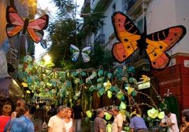 Bicentenari de la Festa Major de Gràcia.