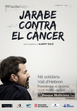 El documental vol ser un retrat de la lluita del cantant contra el càncer de còlon, que se li va diagnosticar a l'agost del 2015. (Font: