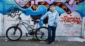 La bicicleta, una eina d'integració pels refugiats. Font: Wikimedia