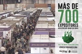 BioCultura 2017 tindrà més de 700 expositors