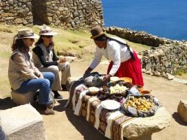 A Bolívia l'any 2010 en un projecte de Turisme Comunitari