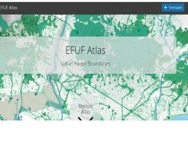 Es pot participar en l'elaboració del mapa aportant projectes  que promoguin la xara biofisica del territori (imatge: efif)