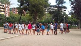 Aquest any, els i les joves bosnians, montenegrins i catalans visitaran Barcelona, el Pirineu i la Costa Brava.