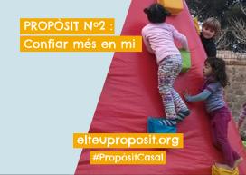 Les aportacions es poden fer a través del web de la campanya. Font: Casal dels Infants