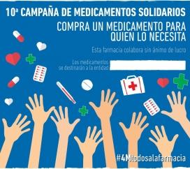L'objectiu de la iniciativa és aconseguir recollir 65.000 medicaments sense prescripció medica sol·licitats per 128 entitats assistencials (Font: Banc Farmacèutic)