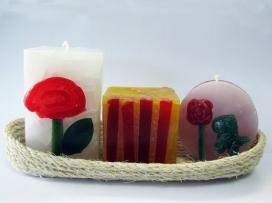 Espelmes del Taller Baix Camp