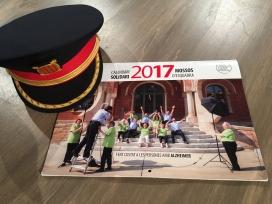 Calendari solidari 2017. Font: FAFAC
