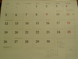 Calendari. Font: Sabet_sabet (flickr)
