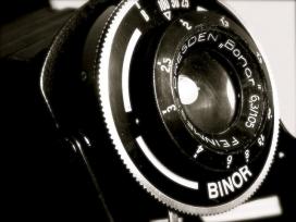 Càmera de fotos. Font: rudolf_schuba (Flickr)