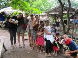 Camp de Solidaritat a l'Illa de Luzon, a Filipines
