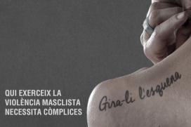 """Imatge de l'antiga campanya de l'ICD """"Gira-li l'esquena"""". Font: ICD"""